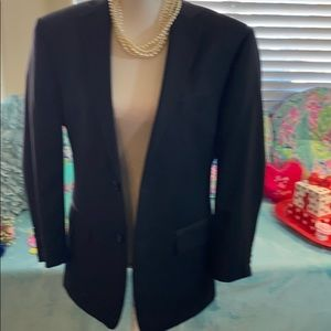 FREE* w/$25 Calvin Klein fancy black suit jacket